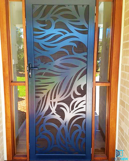 security grille doors Melbourne
