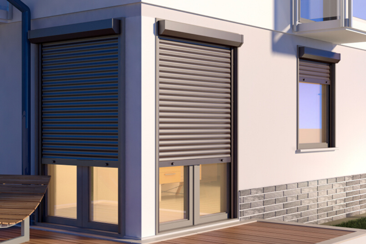 Choosing the right roller shutters: 3 Things to look for