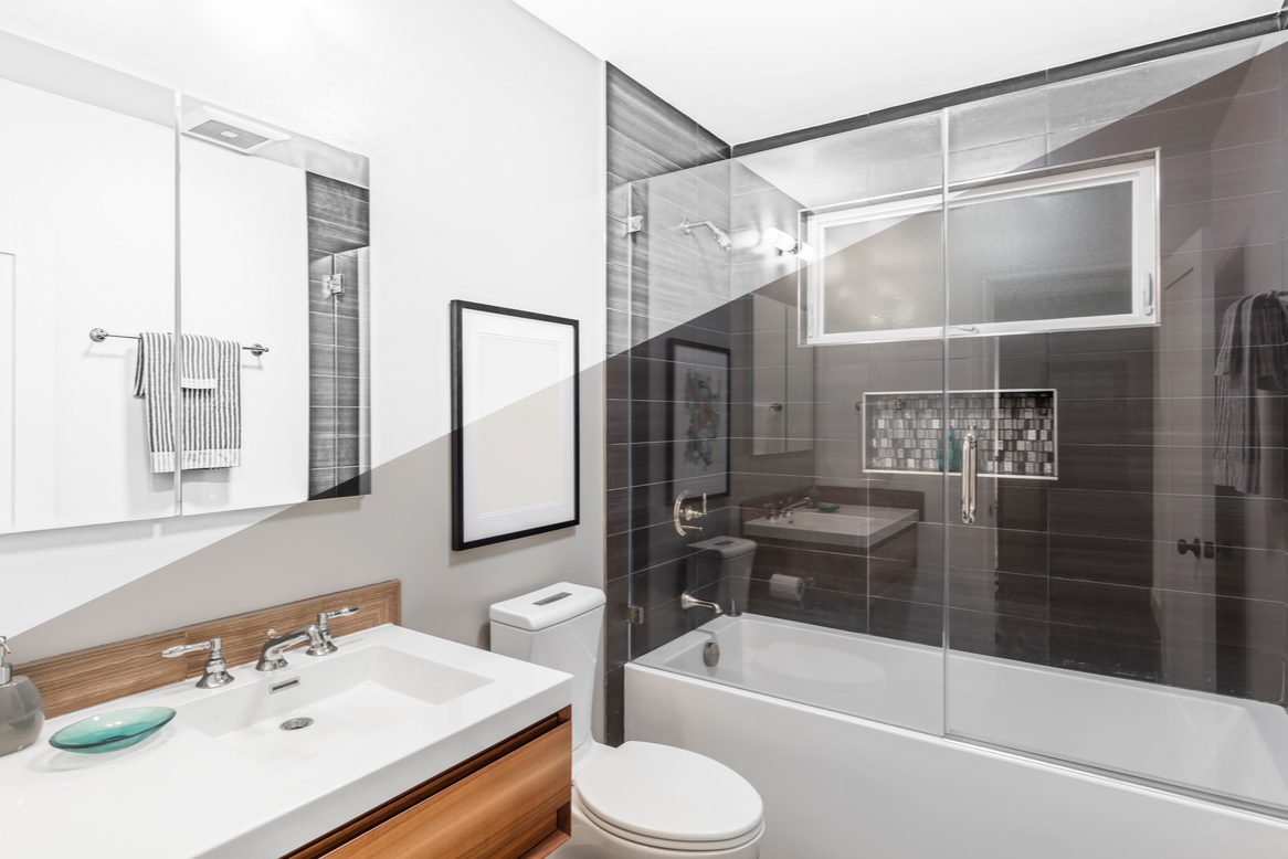 3 Ways frameless shower screens elevate the look of your bathroom